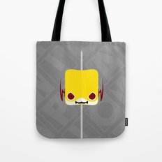 Marshmallow Reverse-Flash Tote Bag