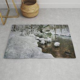 Snowy River Bank Rug