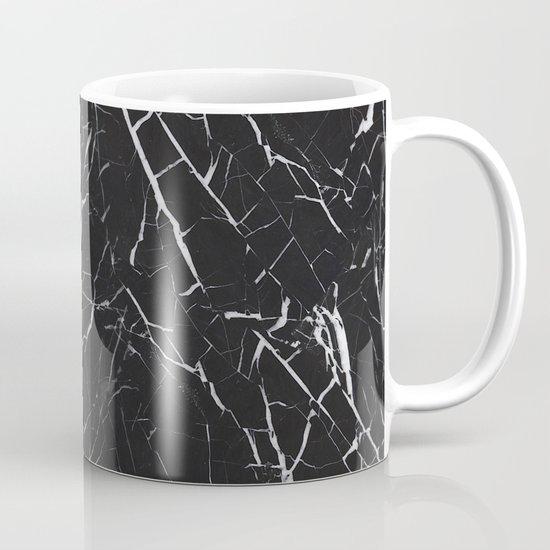 Black Marble Mug By Matiasmilton Society6