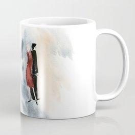 Love Story n.5 - Back to Back Coffee Mug