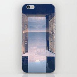 Room -A- Post Biological Era iPhone Skin