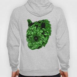 Green Panda Hoody