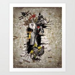 Farmex Art Print