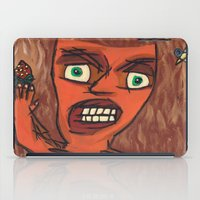 lawyer iPad Cases featuring Sour Strawberries by Mister Groom
