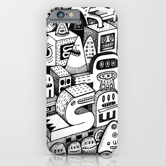 l'Arche iPhone & iPod Case