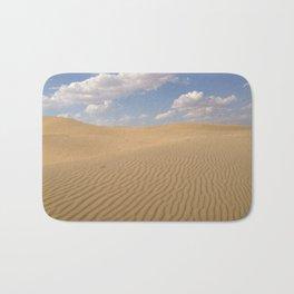 Desert day view Bath Mat
