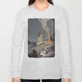 Pixels and Dust Long Sleeve T-shirt