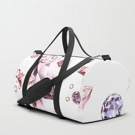 The diamond galaxy 6 Duffle Bag