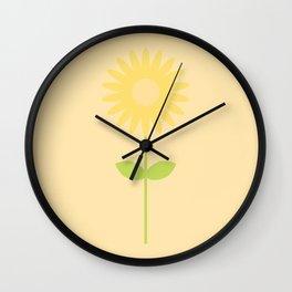 #58 Daisy Wall Clock