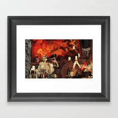Pirates of the Caribbean Framed Art Print