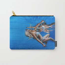 Weightlessness Carry-All Pouch