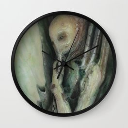The Bagpipe player Wall Clock