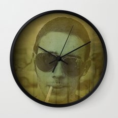 Doughboy Wall Clock