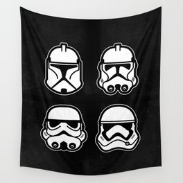 Troopers Wall Tapestry