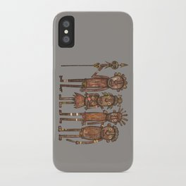 The cannibals iPhone Case