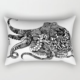 Cephalopod Dreams Rectangular Pillow