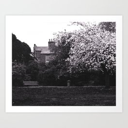 A bit of england which feels like home Art Print