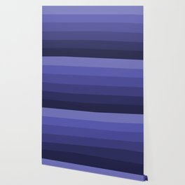 Dark Winter Blue Hues - Color Therapy Wallpaper