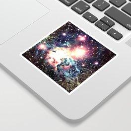 Fox Fur Nebula : Deep Pastels Galaxy Sticker