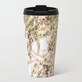 Pink Blossoms Travel Mug