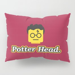 Potter Head Pillow Sham