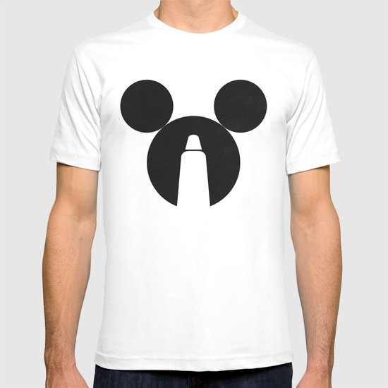 The Dark Side of the Mouse T-shirt
