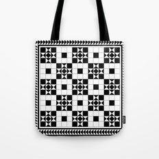 Victorian Floor Tile Pattern #4 Tote Bag