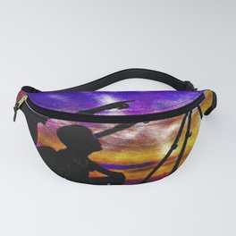 The Star Called Polaris Fanny Pack