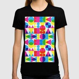 Geometric pattern 005 T-shirt