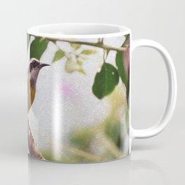 Bird - Photography Paper Effect 008 Coffee Mug