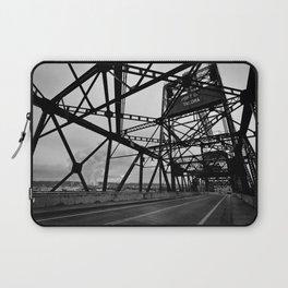 Port of Tacoma 11th St. Bridge Laptop Sleeve