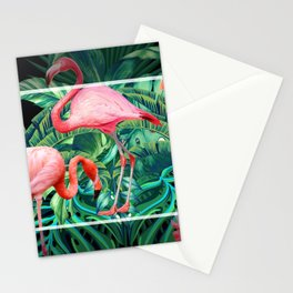 tropical mood Stationery Cards