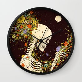 I Thought of the Life that Could Have Been Wall Clock