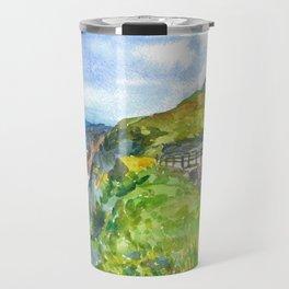 Cabo da Roca, Portugal Travel Mug