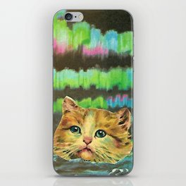 Mystic Pussy iPhone Skin