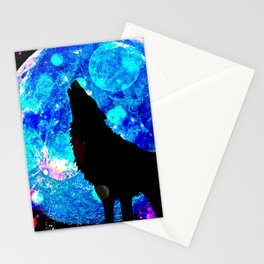 Wolf #1 Stationery Cards