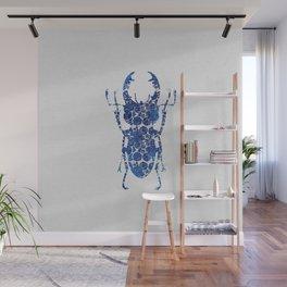 Blue Beetle III Wall Mural
