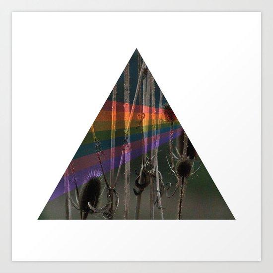 /prism\ Art Print
