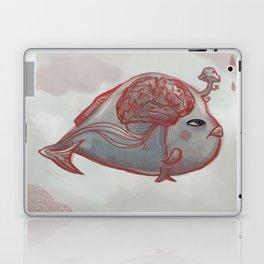 Brain Fish Laptop & iPad Skin
