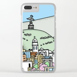 Quito Clear iPhone Case