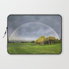 Salt Creek Park, San Clemente Rainbow Laptop Sleeve
