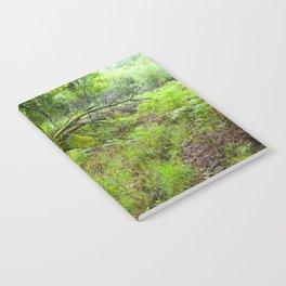 Green forest Notebook
