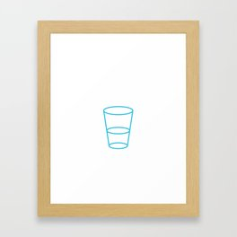 Philosophical Idiom #1 Framed Art Print