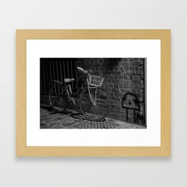 Journey Through the Night Framed Art Print