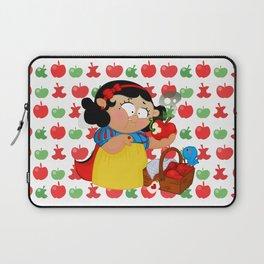 Snow White (apple) Laptop Sleeve