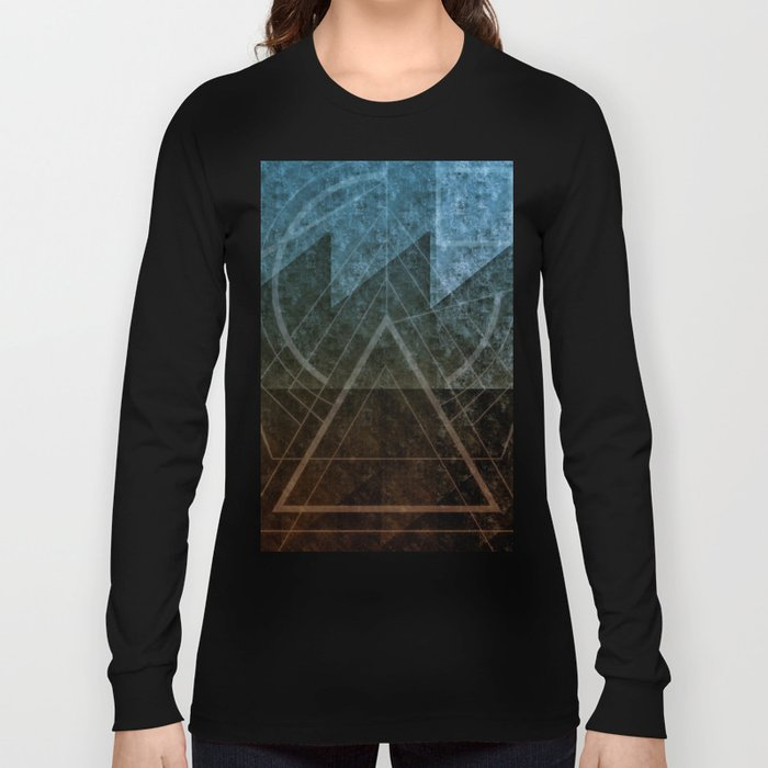 Anywhere your mind can wander. Long Sleeve T-shirt