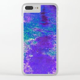 Enchanting Clear iPhone Case