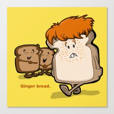 Ginger Bread Canvas Print