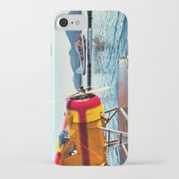 planes iPhone & iPod Cases featuring Float Planes by Shaun Lowe