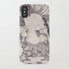 tri iPhone X Slim Case